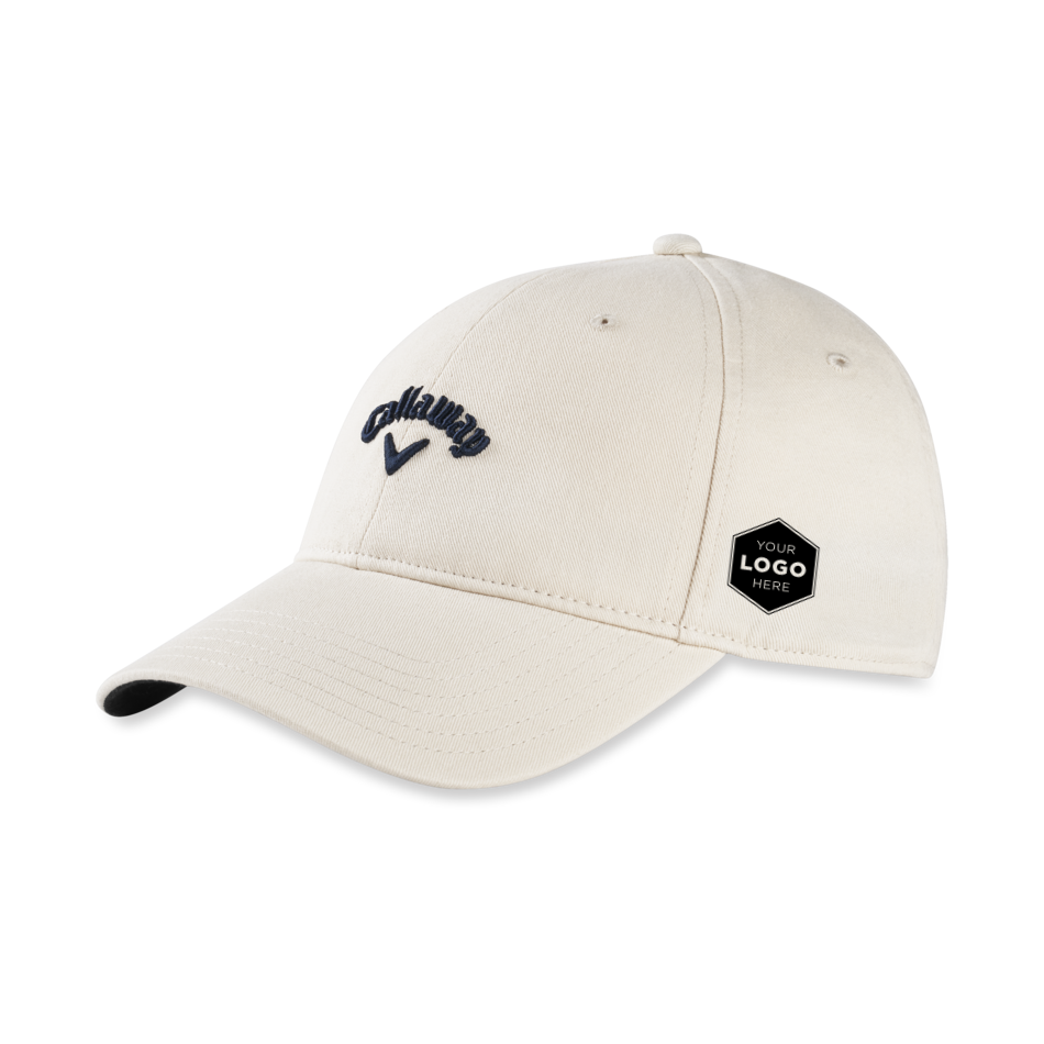 Heritage Twill Logo Hat - View 1
