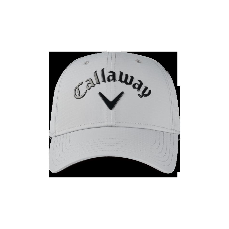 Liquid Metal Logo Cap - View 3