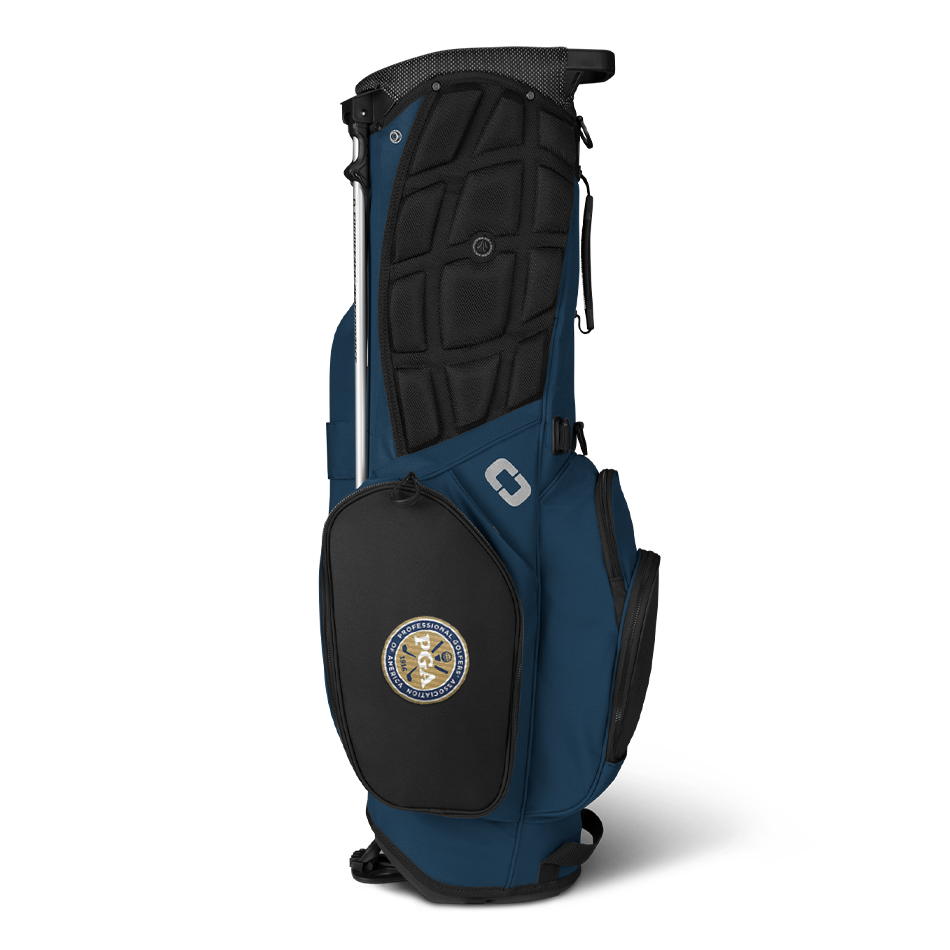 Club Logo Stand Bag - View 3
