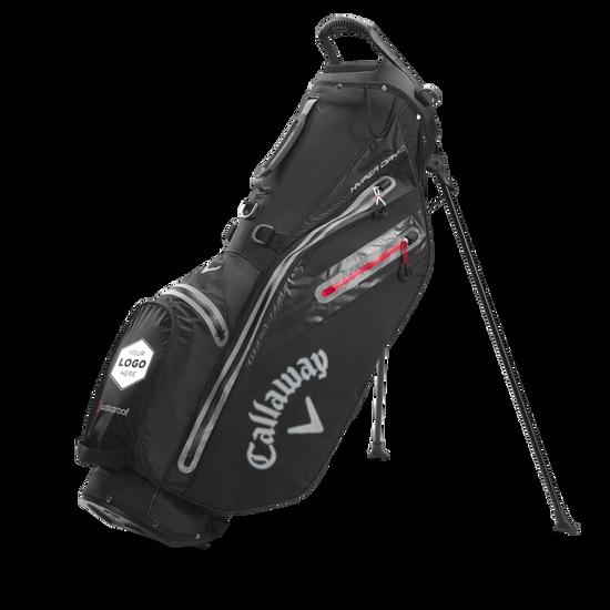 Hyper Dry C Single Strap Logo Stand Bag