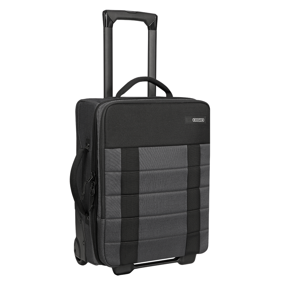 Overhead Travel Bag - Featured