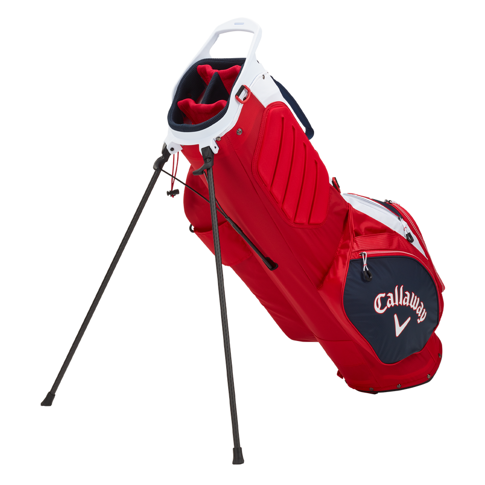 Hyperlite Zero Double Strap Stand Bag - View 2