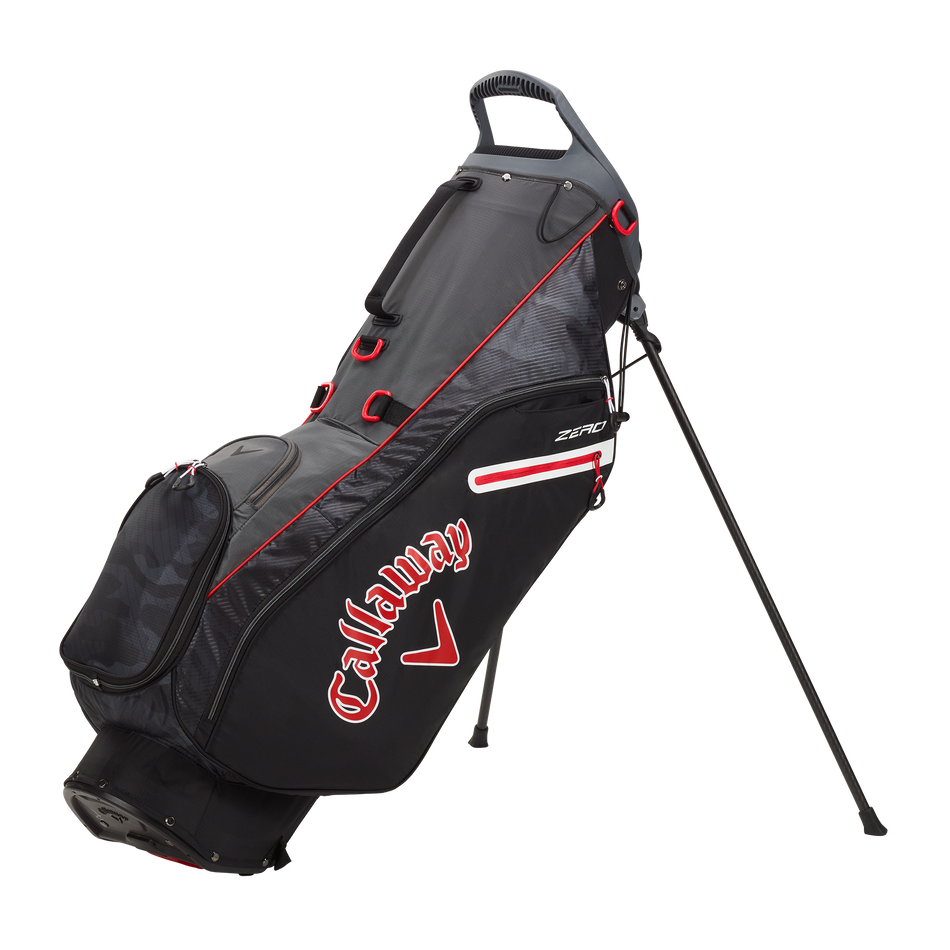 Hyperlite Zero Double Strap Stand Bag - View 1