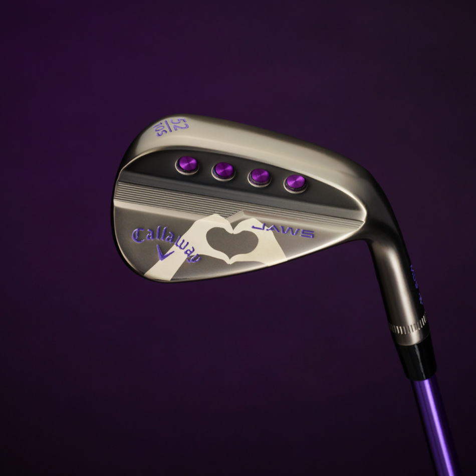"""Tour Limited """"Hope"""" Wedges - View 1"""