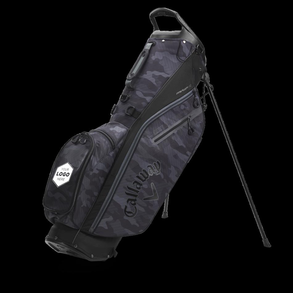 Fairway C Single Strap Logo Stand Bag - Featured