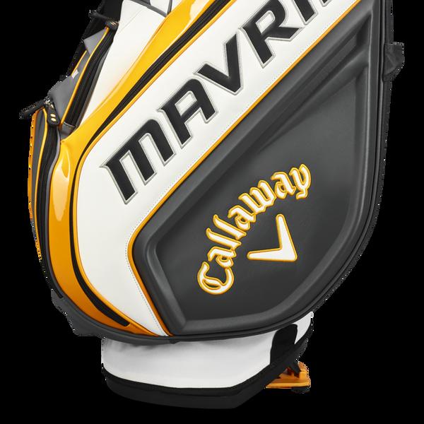 MAVRIK Staff Single Strap Logo Stand Bag - View 4