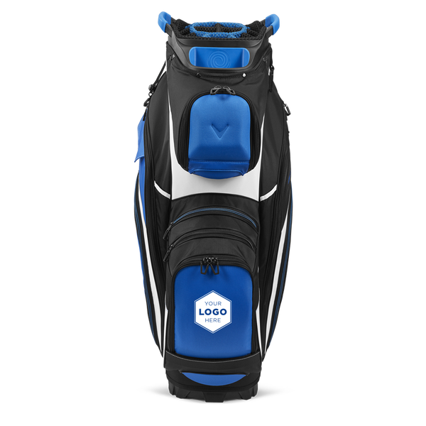 Org. 14 Logo Cart Bag - View 3