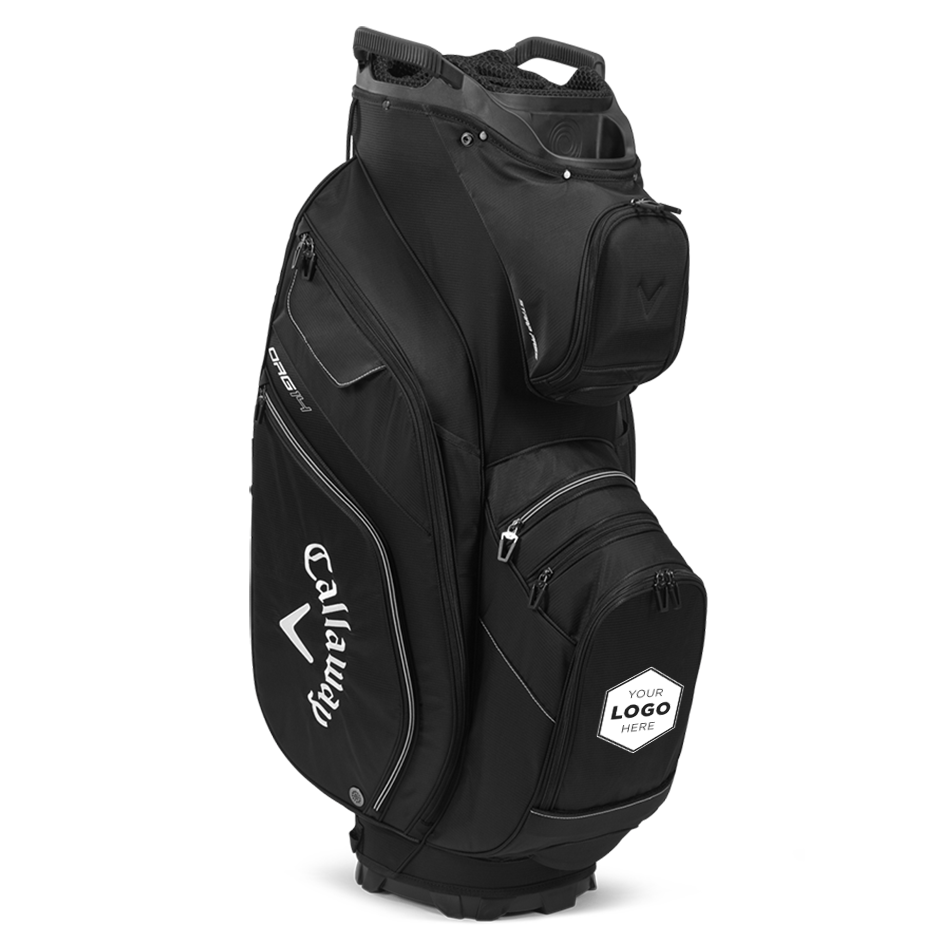 Org. 14 Logo Cart Bag - View 2