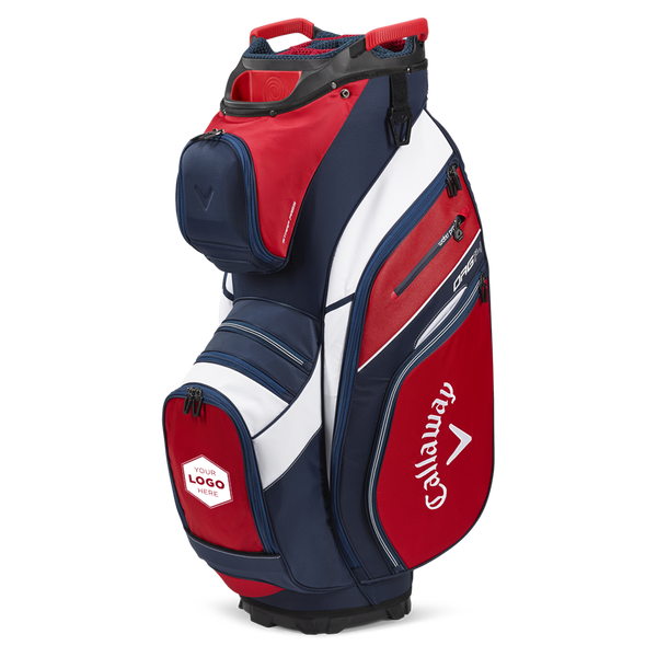 Org. 14 Logo Cart Bag - View 1
