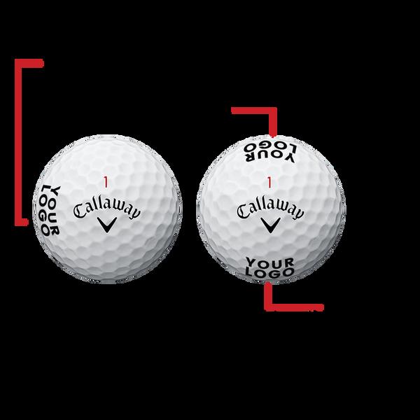 Supersoft Logo Golf Balls - View 3