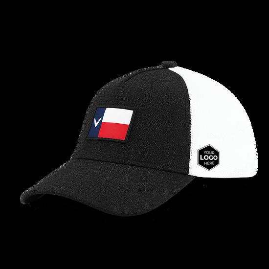 Texas Trucker Logo Cap