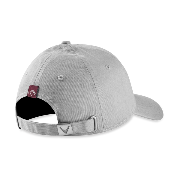 Heritage Twill Logo Hat - View 2