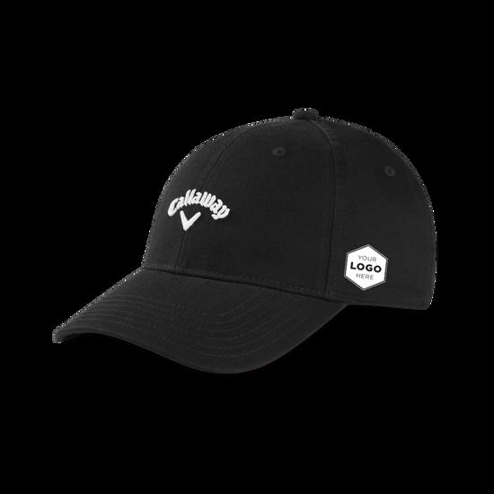 Women's Heritage Twill Logo Cap