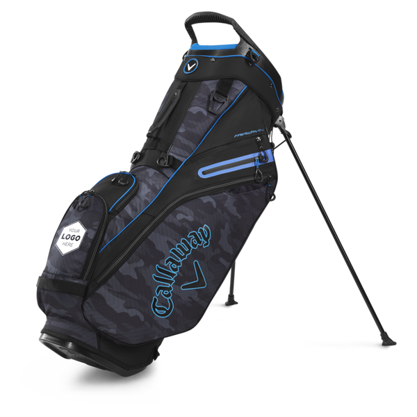Fairway 14 Logo Stand Bag - View 1