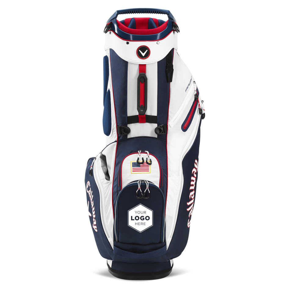 Fairway 14 Logo Stand Bag - View 3