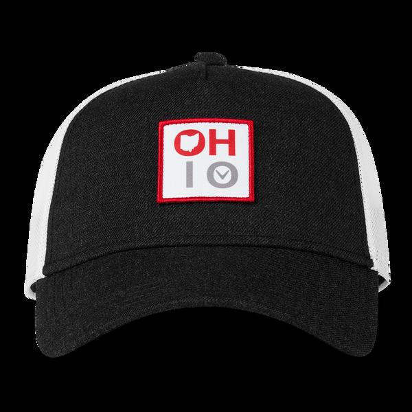 Ohio Trucker Logo Cap - View 2