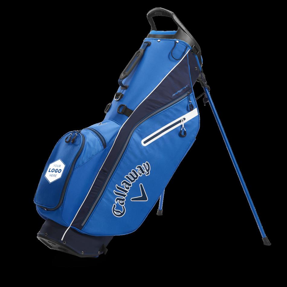 Fairway C Single Strap Logo Stand Bag - View 1