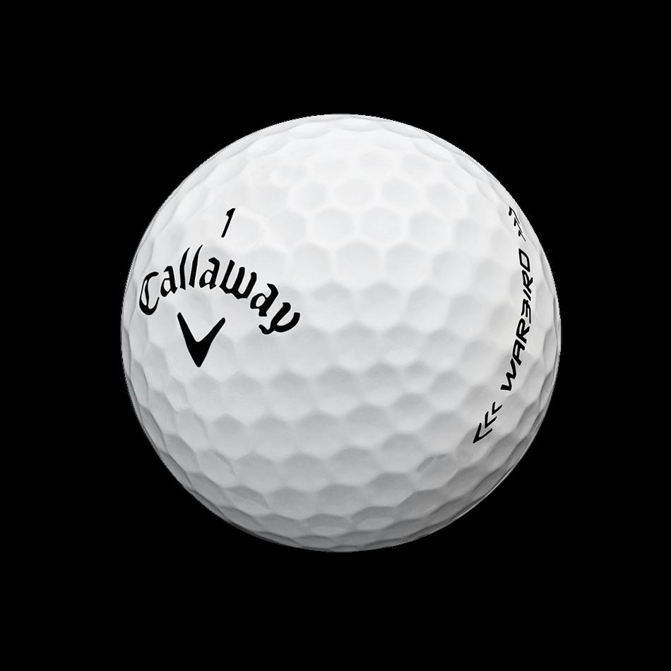 Warbird Golf 2017 Balls - View 3