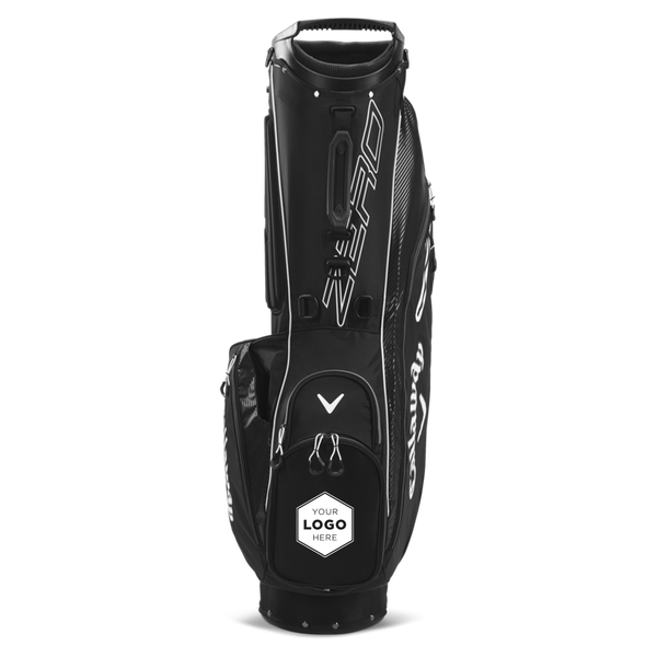 Hyperlite Zero Single Strap Logo Stand Bag - View 3