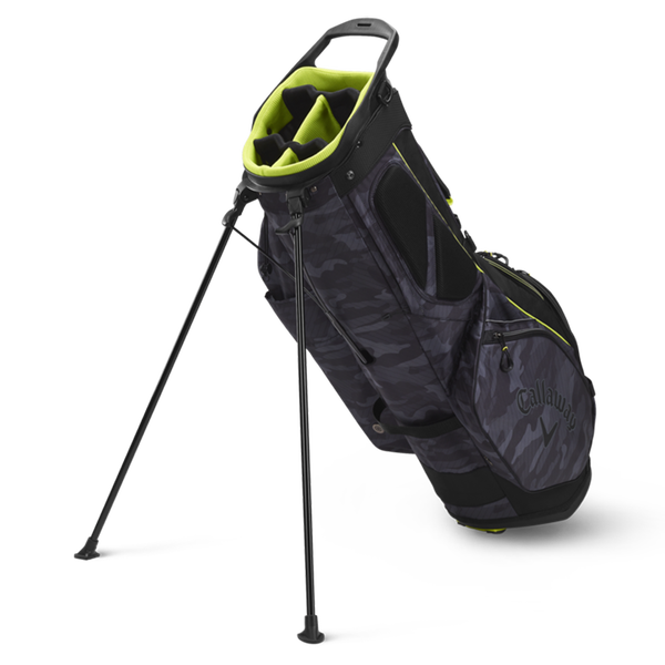 Fairway Single Strap Stand Logo Bag - View 2