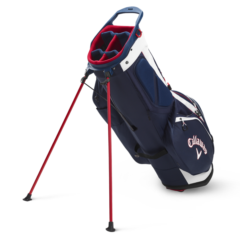 Fairway Double Strap Stand Logo Bag - View 2