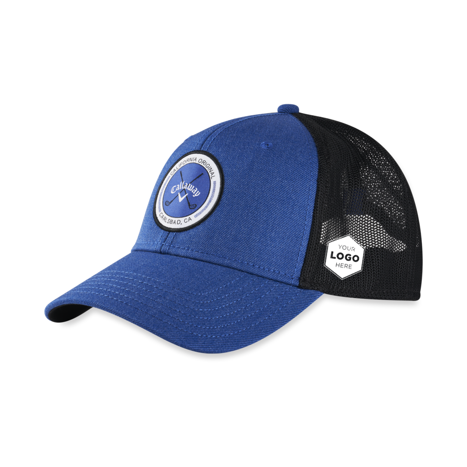 CG Trucker Logo Cap - Featured