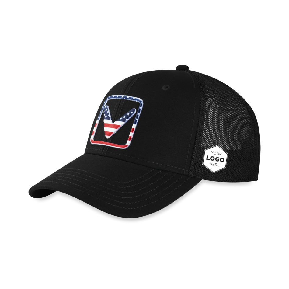 CG Trucker Logo Cap - View 1