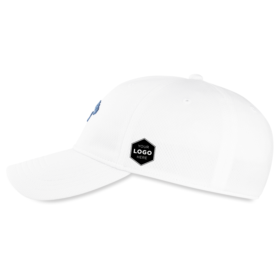 Stretch Fitted Logo Cap - View 5