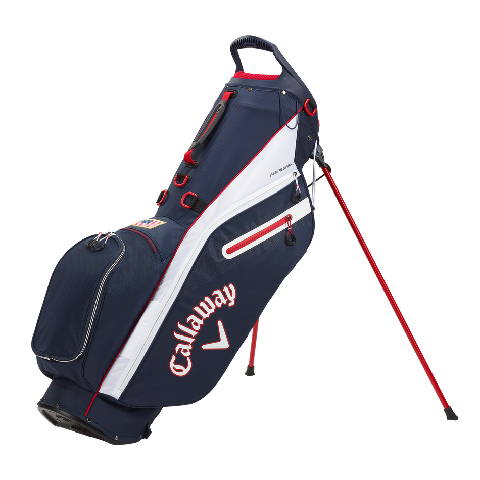 Fairway C Single Strap Stand Bag - Featured
