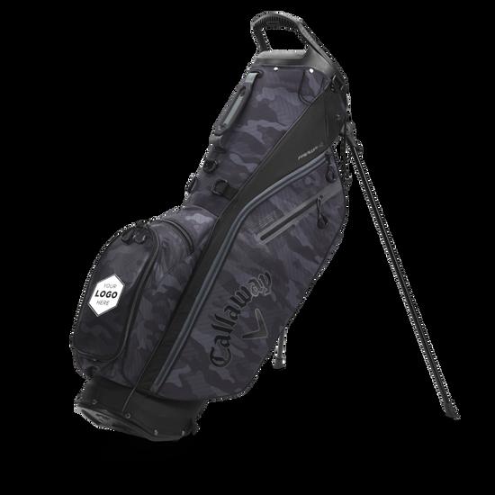 Fairway C Single Strap Logo Stand Bag