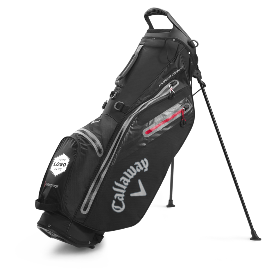 Hyper Dry C Single Strap Logo Stand Bag - View 1