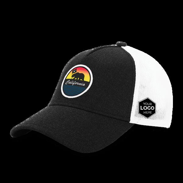 Cali Trucker Logo Cap - View 1