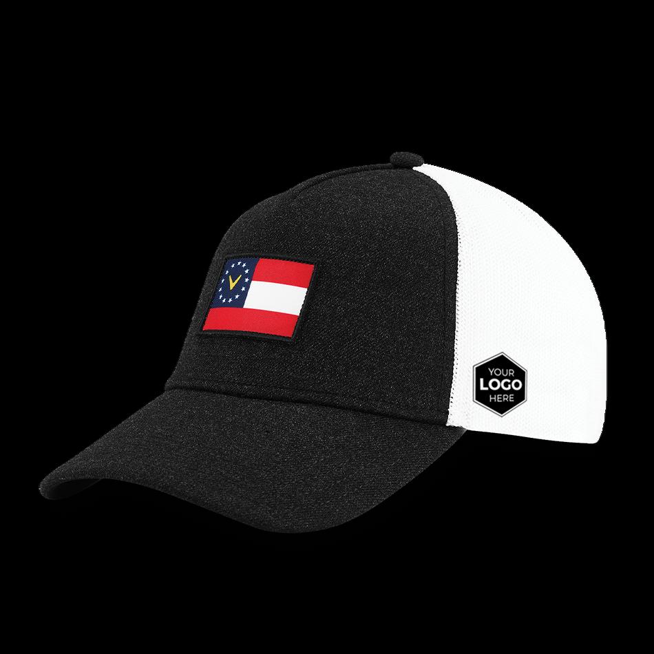 Georgia Trucker Logo Cap - Featured