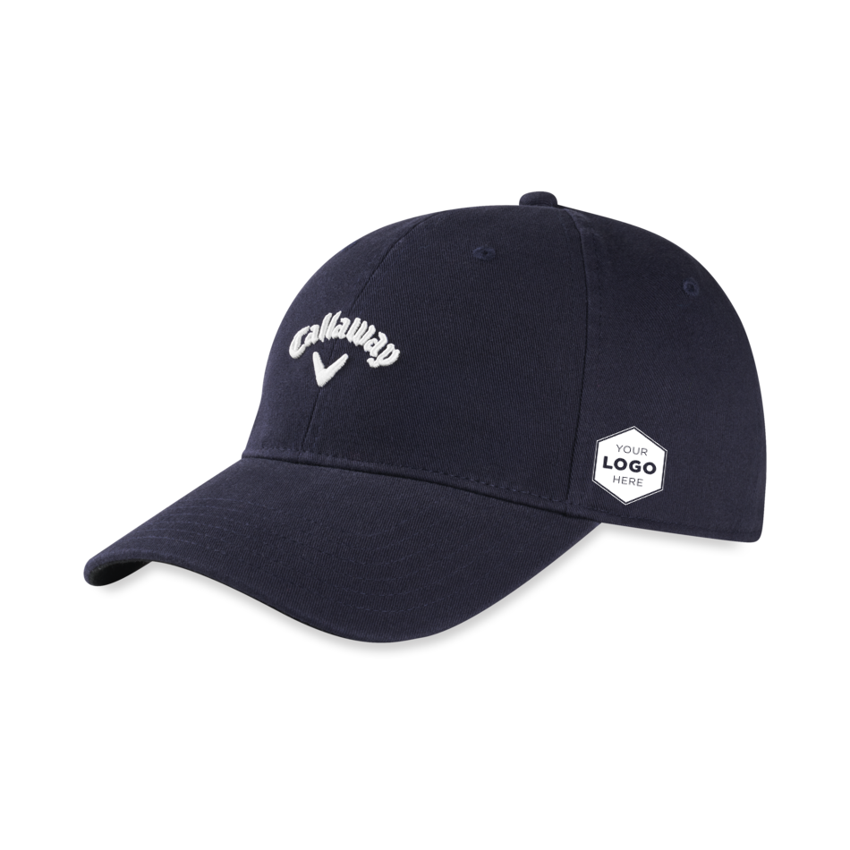 Heritage Twill Logo Hat - Featured