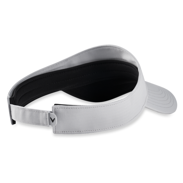 Liquid Metal Logo Visor - View 2