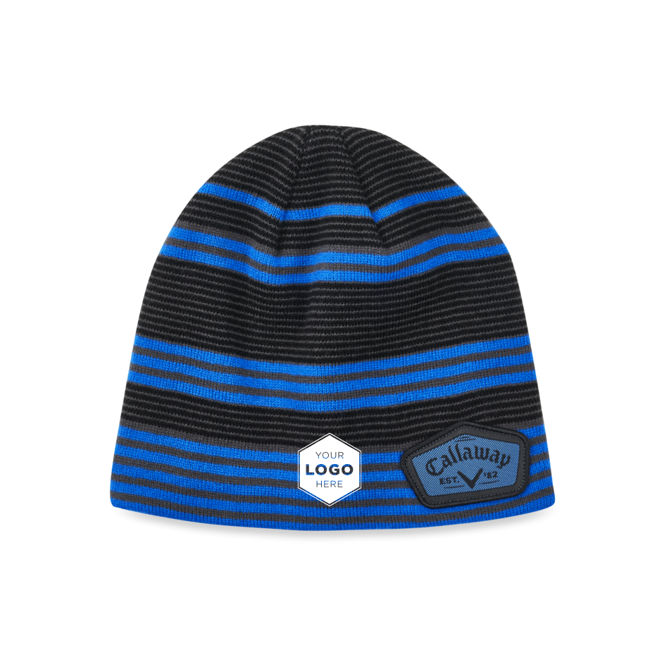 Winter Chill Logo Beanie - View 1