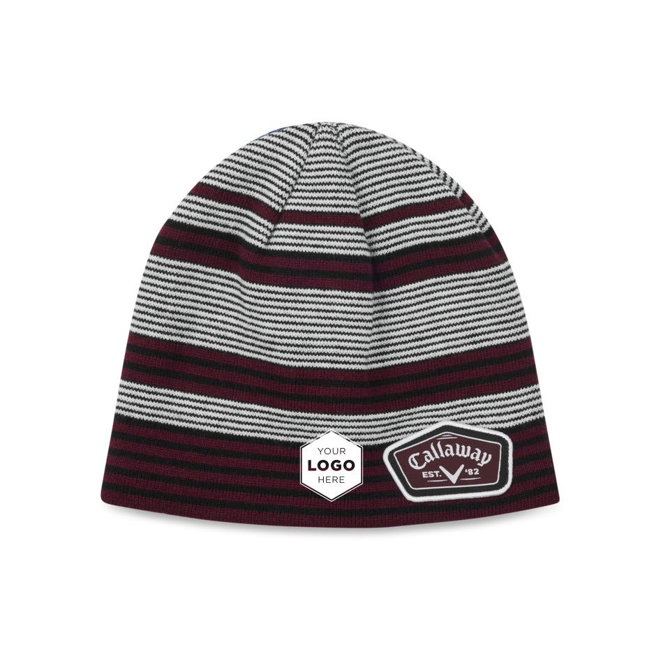 Winter Chill Logo Beanie - Featured