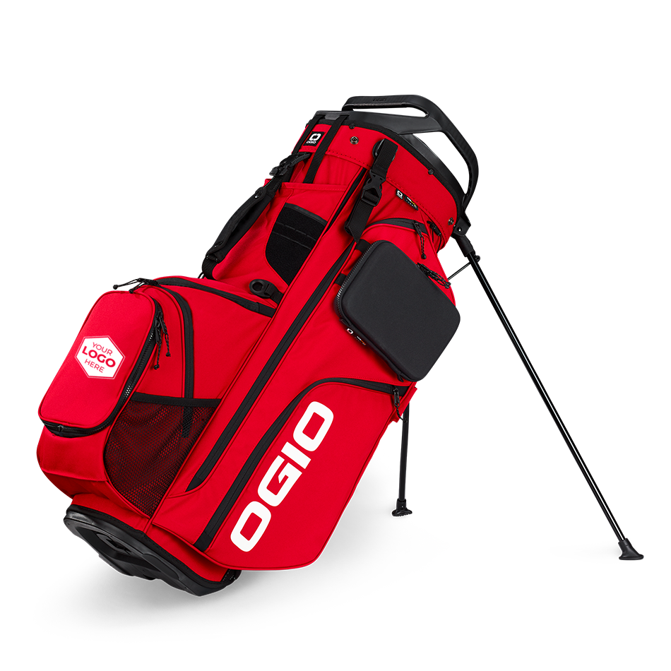 Alpha Convoy 514 RTC Logo Stand Bag - Featured
