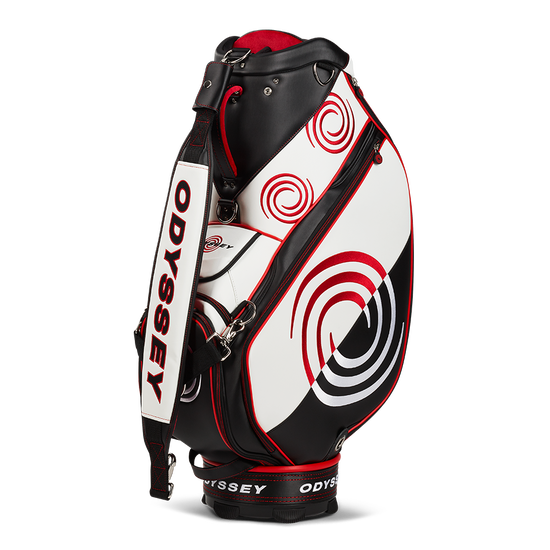 Big Swirl Staff Bag