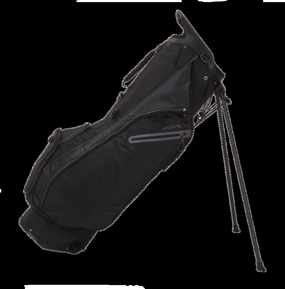 Hyperlite Zero Double Strap Logo Ready Stand Bag - Featured