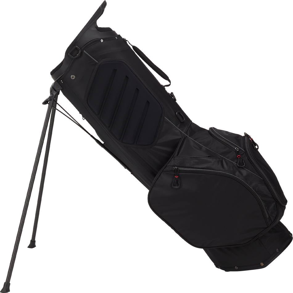 Hyperlite Zero Double Strap Logo Ready Stand Bag - View 2