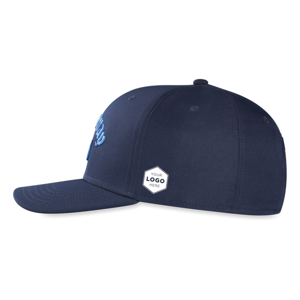 Camo Logo Snapback - View 5