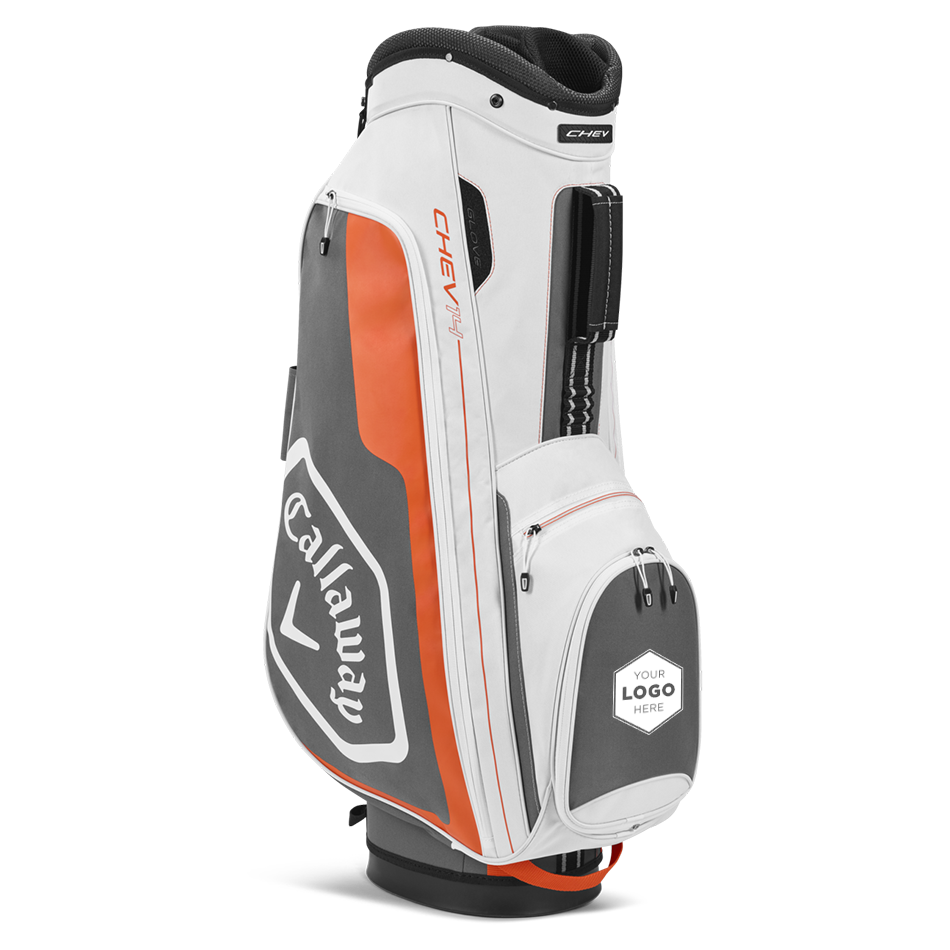 Chev 14 Logo Cart Bag - View 2