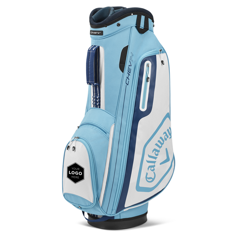 Chev 14 Logo Cart Bag - Featured