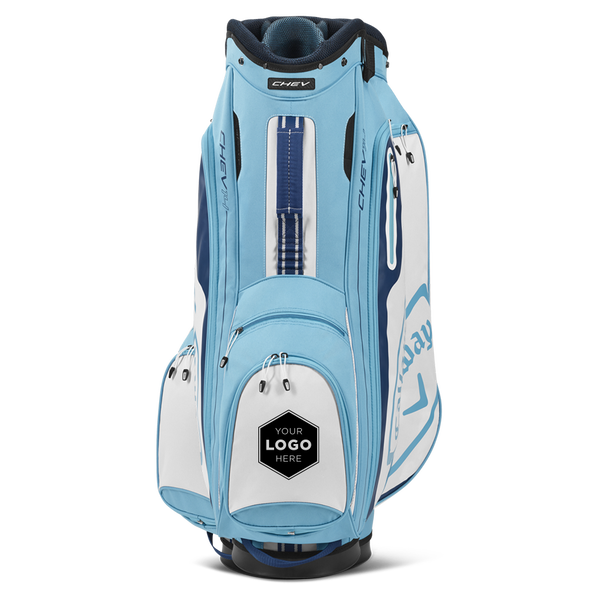 Chev 14 Logo Cart Bag - View 4