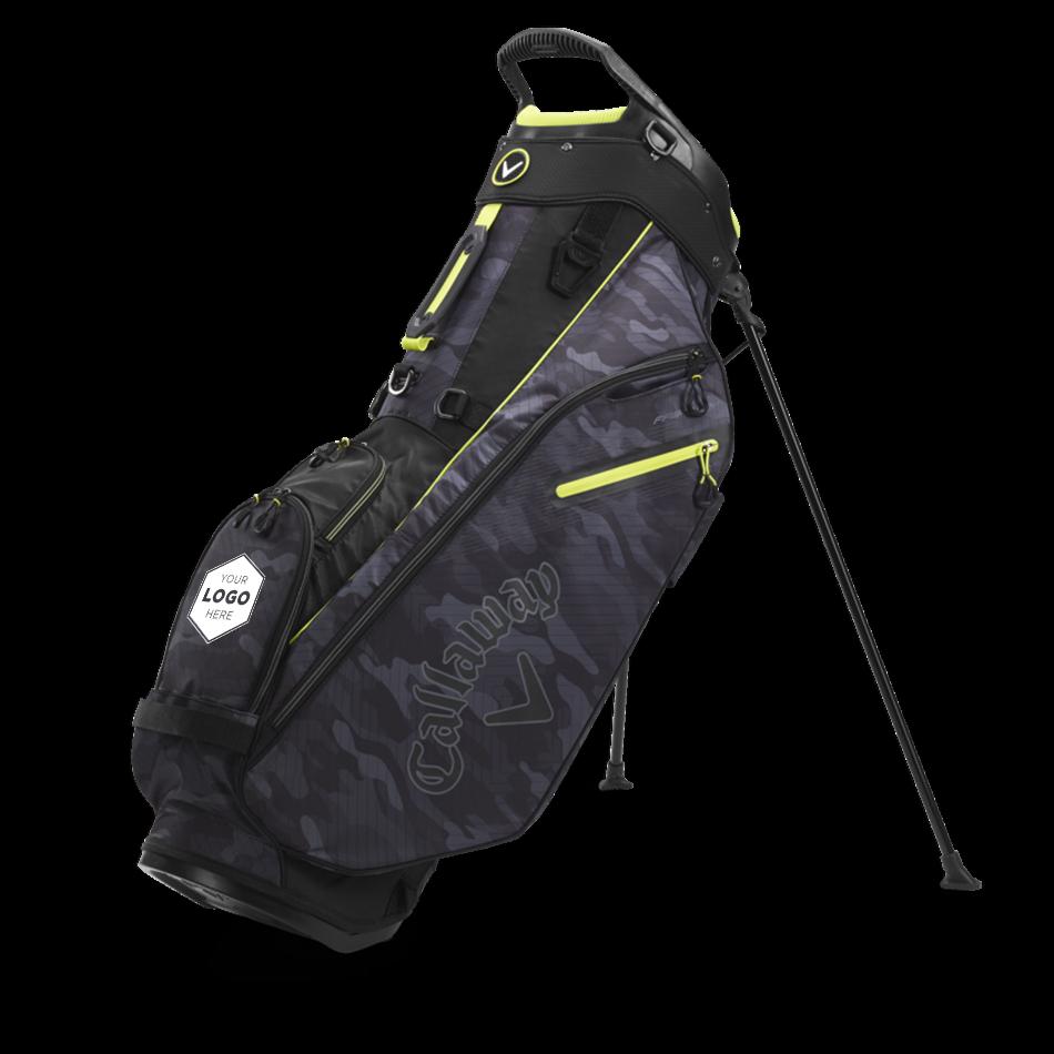 Fairway Single Strap Stand Logo Bag - Featured