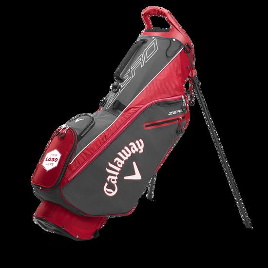 Hyperlite Zero Double Strap Logo Stand Bag