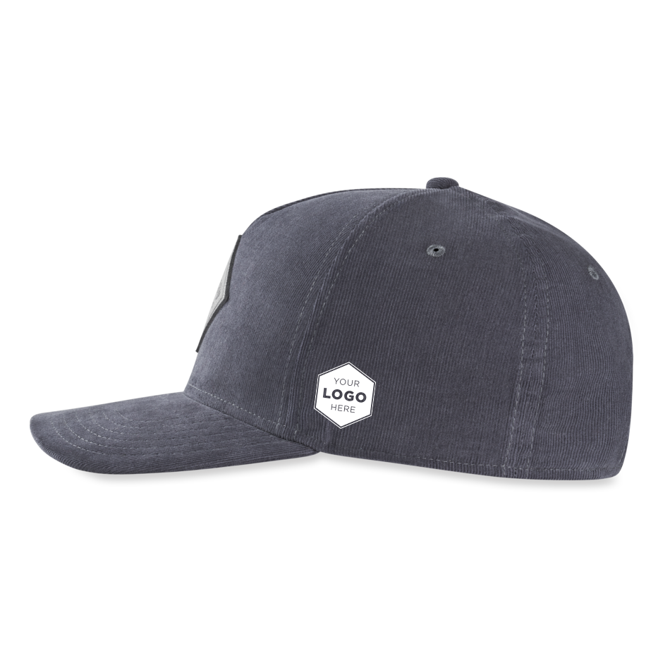 Corduroy Logo Hat - View 5