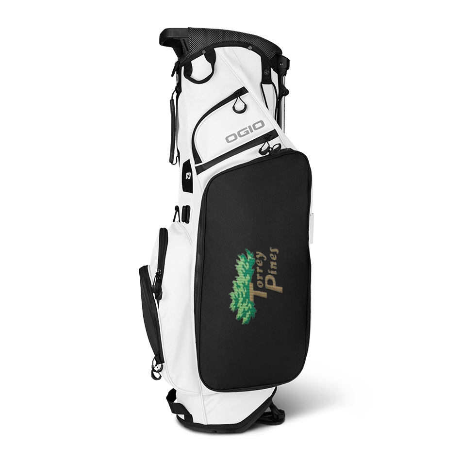 Club Logo Stand Bag - View 1