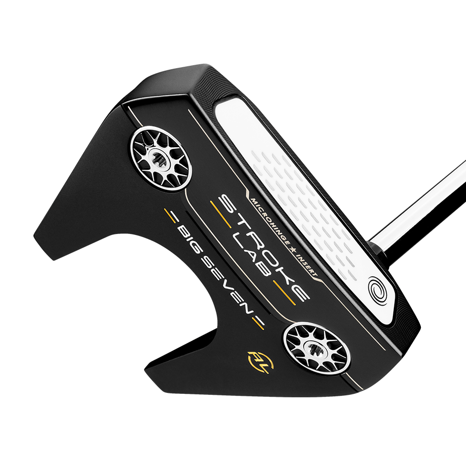 Stroke Lab Black Big Seven Arm Lock Putter - View 4